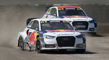 FIA WRX 2016 - Hockenheim Highlights