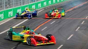 Formule E 2016 - Berlin ePrix 2016 Highlights