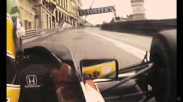 Onboard bij Ayrton Senna in Monaco blijft fantastisch