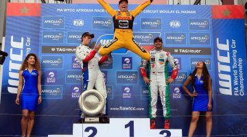 Tom Coronel wint in Marokko wtcc