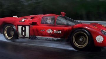 Cars at the movies: Le Mans
