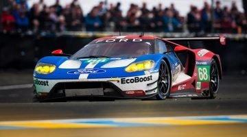 360 graden video van Le Mans Winnende Ford GT