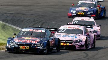 DTM Lausitzring 2016 Highlights