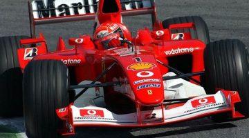 Het Red Bull Ring(A1-Ring) ronderecord van Michael Schumacher