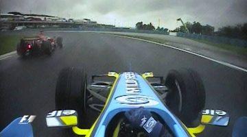 Alonso vs Schumacher