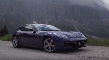 Ferrari GTC4 Lusso Review