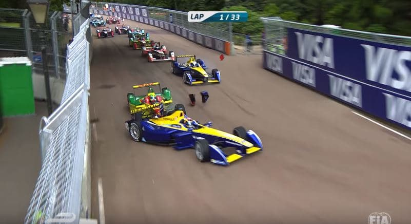 Formule E 2016 - Buemi wint titel na bizarre ontknoping
