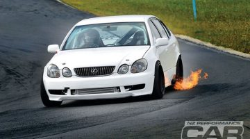 Lexus met 4-Rotor, Turbo en Nitrous is epic!