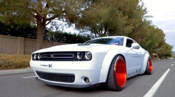 Liberty Walk Dodge Challenger