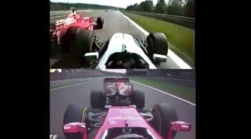 2000 Schumacher vs Hakkinen - 2016 Verstappen vs Hakkinen
