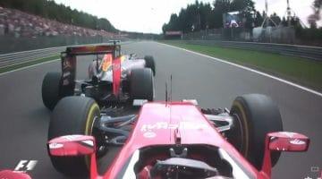 Analyse van duels tussen Raikkonen en Verstappen