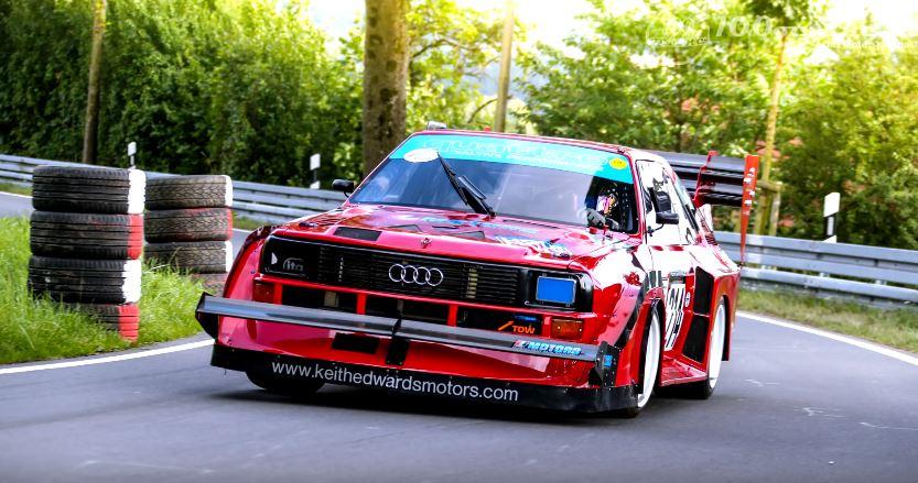 Audi Quattro S1 Pikes Peak @ Osnabrücker Hillclimb