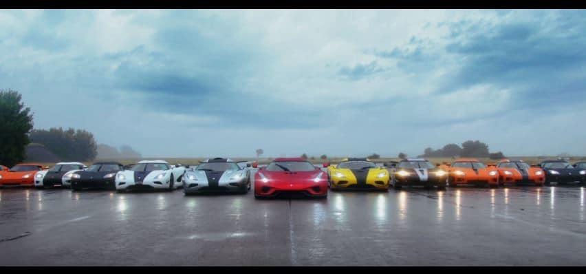 Koenigsegg Meeting