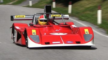 March 75S met Cosworth DFV V8