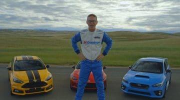The Racing Line - FWD vs RWD vs AWD