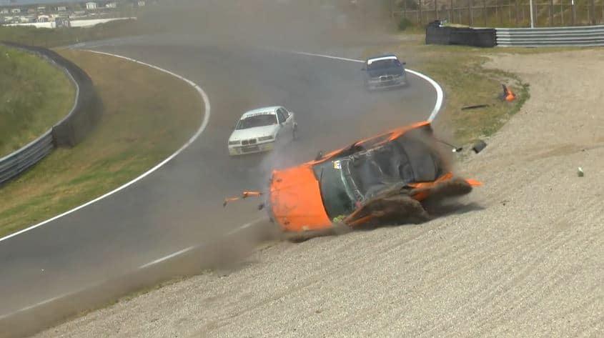bmw-e36-scheivlak-crash