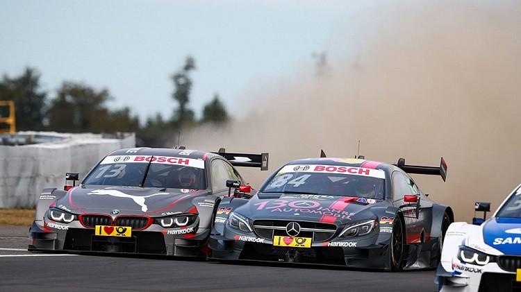 DTM race Nürburgring