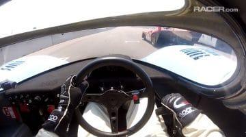 Onboard Porsche 917K Laguna Seca