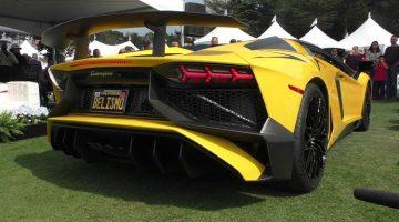 Zo klinkt Valentino Balboni's eerste Lamborghini-uitlaat