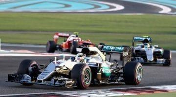 Abu Dhabi Grand Prix Highlights