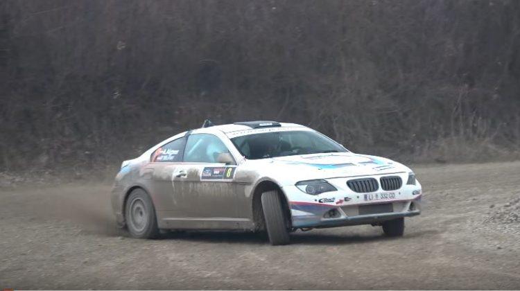 BMW 650i Rallyauto is uniek