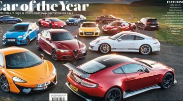 EVO's Car of The Year 2016