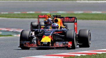 Formule 1 2016 - C4F1 Season Review