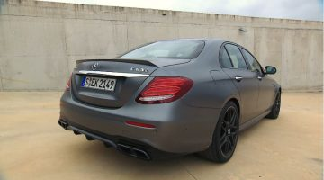Mercedes-AMG E63 S Review