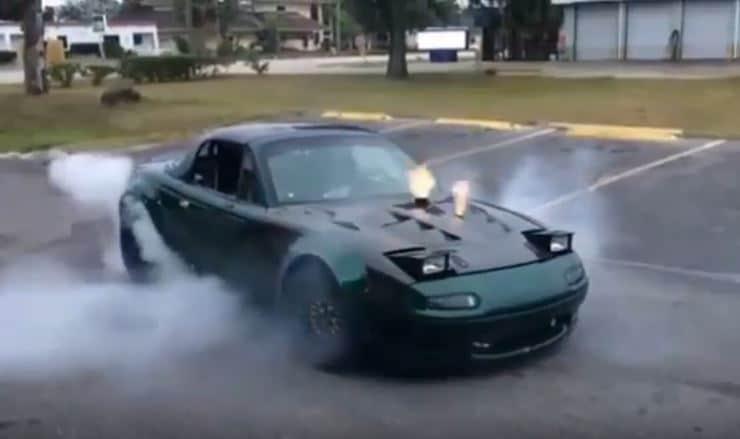 Turbo Mazda MX-5