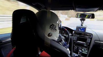 Volkswagen Golf GTI Clubsport S Nordschleife Record