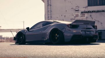 Ferrari 488 GTB Liberty Walk Widebody