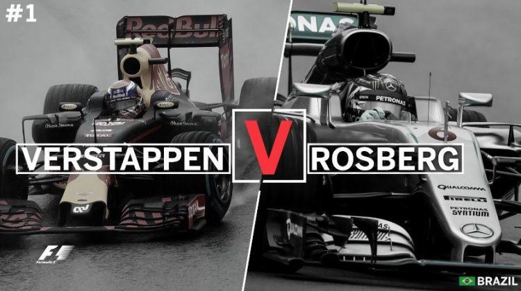 Formule 1 2016 - De 10 beste inhaalacties