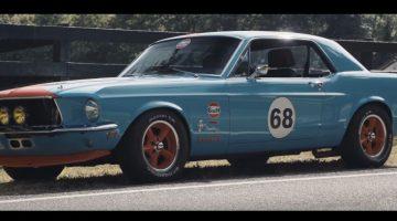 Gulf Mustang 2JZ