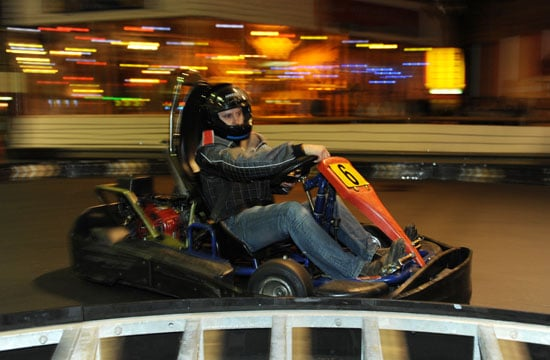 Indoor Kartcursus