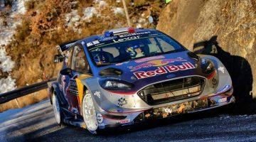 WRC 2017 - Rallye Monte-Carlo Ogier