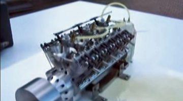 kleinste V12-motor