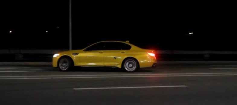 730 pk BMW M5 F10 drift door Tbilisi