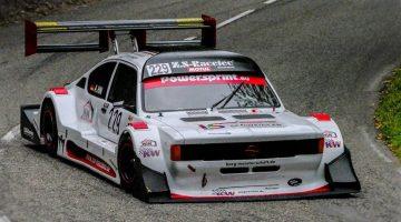 Alexander Hin's Monsterlijke Opel Kadett C
