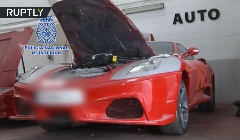 Ferrari Replica's
