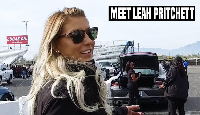Leah Pritchett is onofficieel de snelste Top Fuel Dragster coureur