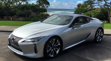 Lexus LC 500 Review