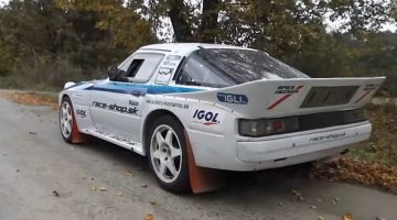 Mazda RX-7 Group B