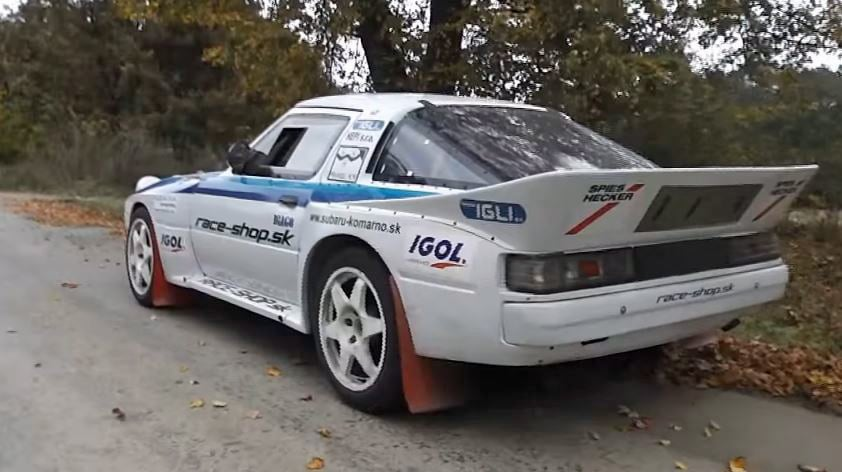 Mazda RX-7 Group B