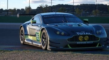 Aston Martin Vantage GTE Review