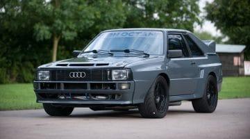 Audi Quattro SWB Jeffry Sol