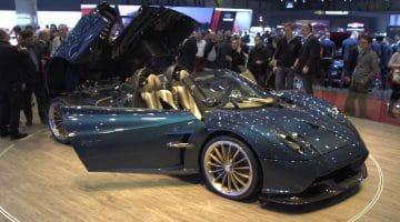 De belangrijkste nieuwe modellen op de Autosalon van Genève