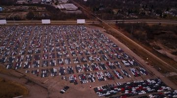 Enorme vloot Volkswagens teruggekocht