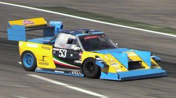 Fiat X1-9 raceauto