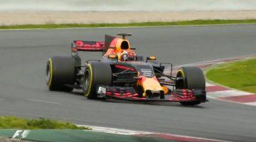 Formule 1 2017 - Highlights Barcelona Testdag 2