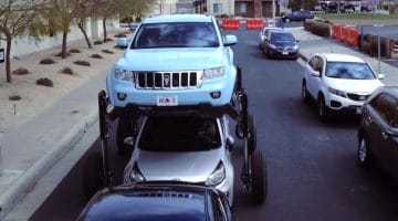 Jeep Grand Cherokee Hum Rider
